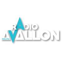 Logo of radio station Radio Avallon 105.2FM