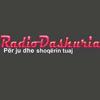 Logo of radio station Radio Dashuria