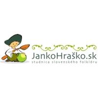 Logo of radio station Rádio Janko Hraško