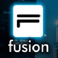 Logo of radio station Fusion Radio