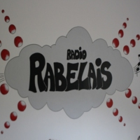 Logo of radio station Radio Rabelais