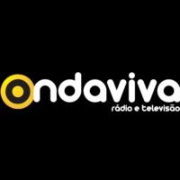 Logo of radio station Rádio Onda Viva