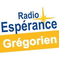 Logo of radio station Radio Espérance Grégorien