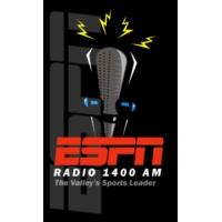 Logo of radio station WWTM 1400 The Team