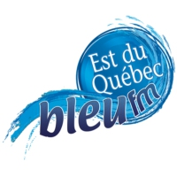 Logo of radio station Bleu FM 96.3