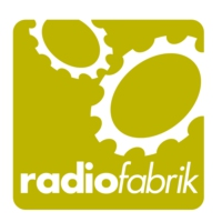 Logo of radio station Radiofabrik