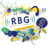 Logo of radio station Radio Bro Gwened