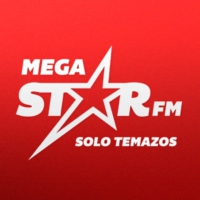 Logo of radio station MegaStar FM