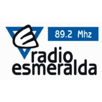 Logo of radio station Radio Esmeralda