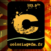 Logo of radio station Coloriage