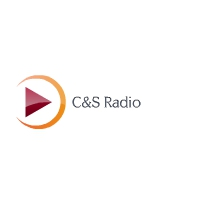 Logo of radio station C&S Radio
