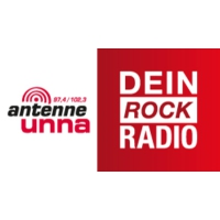 Logo of radio station Antenne Unna Rock
