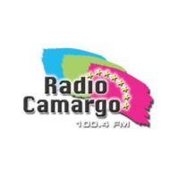 Logo of radio station Radio Camargo 100.4 FM