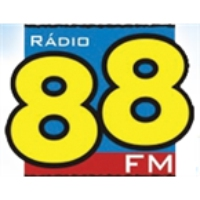Logo de la radio Radio 88 FM