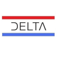 Logo of radio station Radio Delta