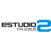 Logo of radio station FM Estudio 2