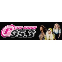 Logo of radio station Fun Radio 95.3
