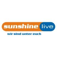 Logo of radio station Sunshine Live