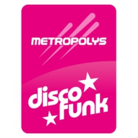 Logo of radio station METROPOLYS DISCO FUNK