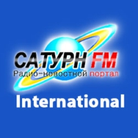 Logo of radio station Сатурн FM - International