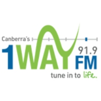 Logo of radio station 1WAY FM 91.9 FM