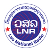 Logo de la radio Laos National Radio