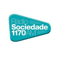 Logo de la radio Rádio Sociedade