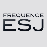 Logo of radio station Fréquence ESJ