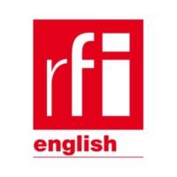 Logo of radio station RFI English