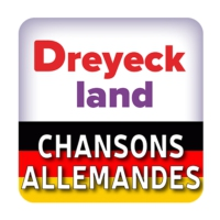 Logo of radio station Radio Dreyeckland - Chansons allemandes