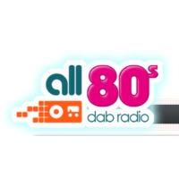 Logo de la radio All 80s Radio