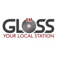 Logo of radio station GLOSS FM