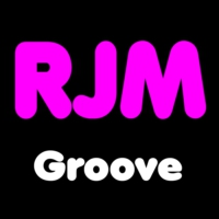 Logo of radio station RJM Groove