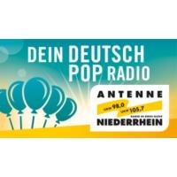 Logo of radio station Antenne Niederrhein - Deutsch Pop Radio