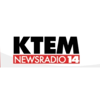 Logo of radio station KTEM 1400 AM