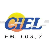 Logo of radio station CIEL 103.7