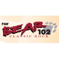 Logo of radio station The Bear 102 FM