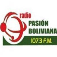 Logo of radio station Radio Pasion Boliviana