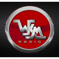 Logo of radio station WKM Radio