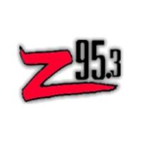 Logo of radio station WZNF Z 95.3