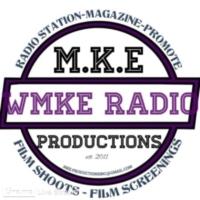 Logo of radio station RealTalkWMKE