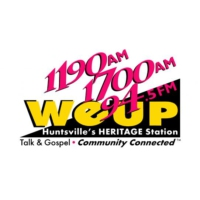 Logo of radio station WEUP AM