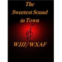 Logo of radio station WJJJ