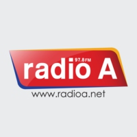 Logo of radio station Radio A 97.8 fm
