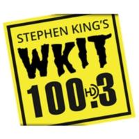 Logo of radio station WKIT 100.3 HD