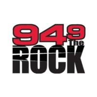 Logo of radio station KPKY The Rock 94.9