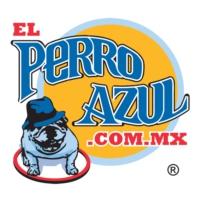 Logo of radio station El Perro Azul