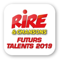 Logo of radio station Rire et Chansons Futurs Talents 2019