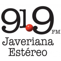 Logo of radio station Javeriana Estéreo 91.9 FM