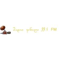 Logo of radio station რადიო ვინილი